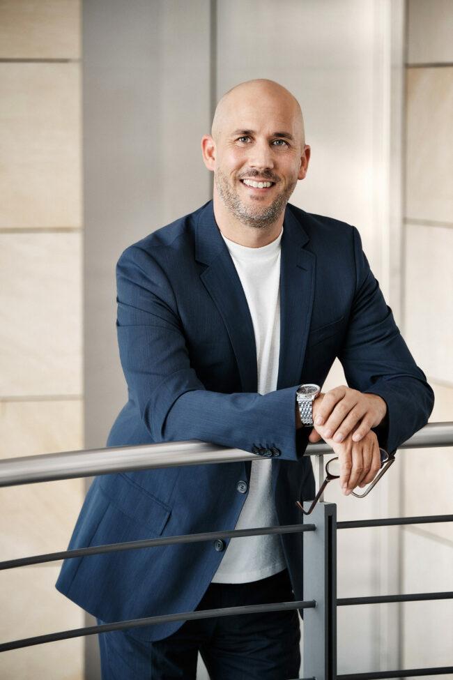 Alex Schwander, Frankfurt, Businessportrait